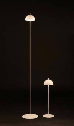 Lampade A Batteria Design.Ombelin Terra Lampada Da Terra A Batteria Ricaricabile O