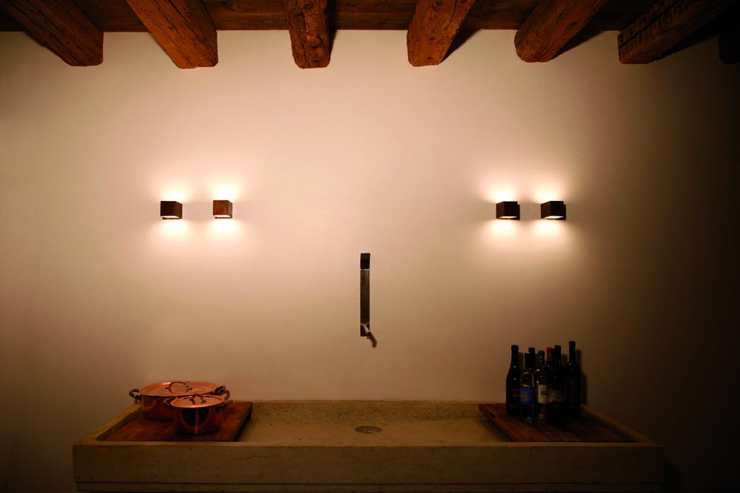 Lasette - lampada da parete