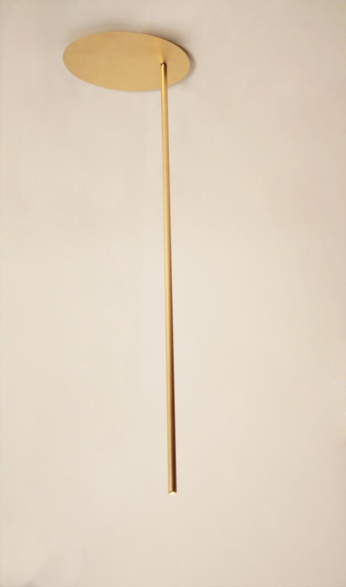 lampada a soffitto con snodo