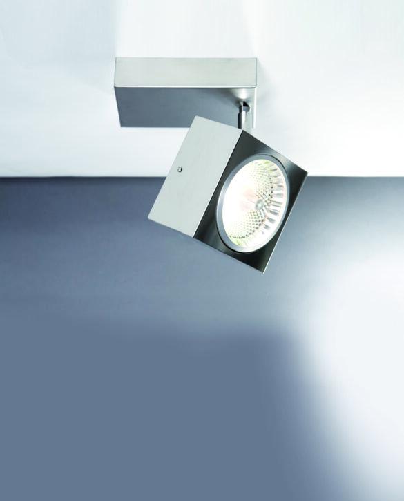 Spot a parete o soffitto