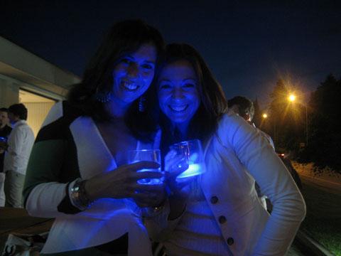 Bicchiere luminoso