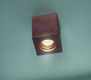 Lampada a soffitto per esterno