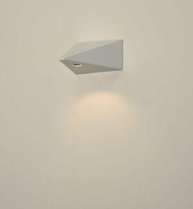 soqquadro - lampada a parete